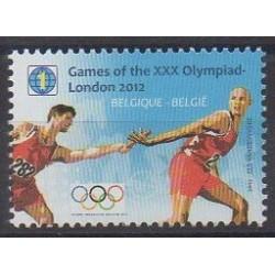 Belgium - 2012 - Nb 4220 - Summer Olympics