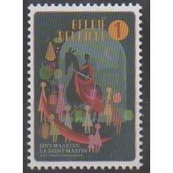 Belgium - 2012 - Nb 4259 - Religion