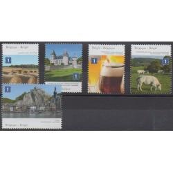 Belgium - 2012 - Nb 4260/4264