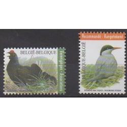 Belgium - 2013 - Nb 4285/4286 - Birds