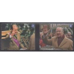 Belgium - 2013 - Nb 4330/4331 - Royalty