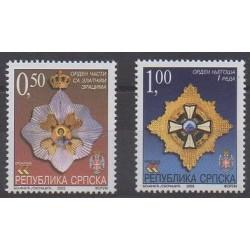 Bosnie-Herzégovine République Serbe - 2003 - No 261/262