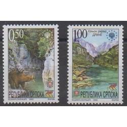 Bosnia and Herzegovina Serbian Republic - 2003 - Nb 265/266 - Environment