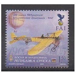 Bosnia and Herzegovina Serbian Republic - 2005 - Nb 323 - Planes