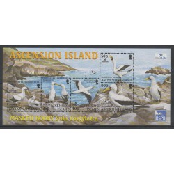 Ascension (Island of) - 2004- Nb BF 51 - birds