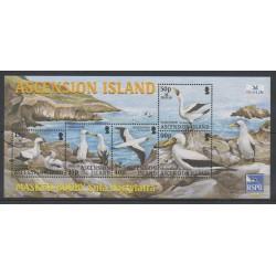 Ascension (Ile de l') - 2004- No BF 51- oiseaux