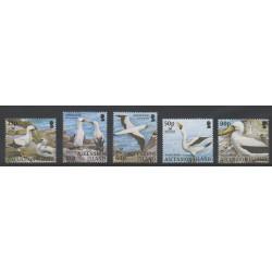 Ascension (Ile de l') - 2004- No 838/842 - birds