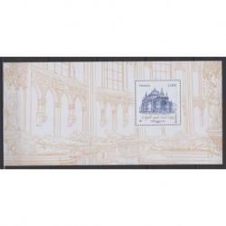 France - Souvenir sheets - 2021 - Nb BS179 - Churches