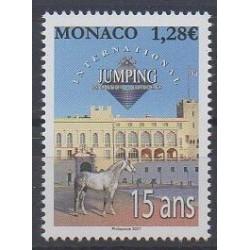 Monaco - 2021 - Jumping international - Chevaux