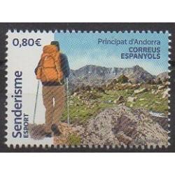 Andorre espagnol - 2021 - No 502 - Tourisme