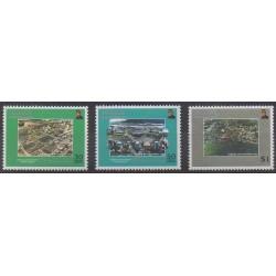 Brunei - 1995 - Nb 488/490