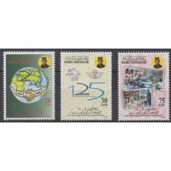 Brunei - 1999 - Nb 561/563 - Postal Service