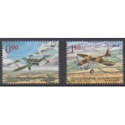 Bosnia and Herzegovina Serbian Republic - 2012 - Nb 536/537 - Planes
