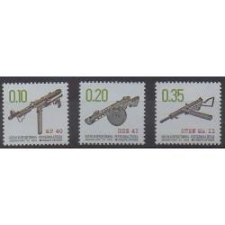 Bosnie-Herzégovine République Serbe - 2013 - No 539/541 - Histoire militaire