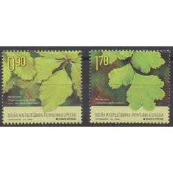Bosnia and Herzegovina Serbian Republic - 2014 - Nb 578/579 - Trees