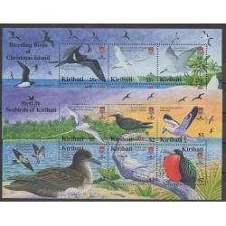 Kiribati - 2005- Nb 575/586 - Birds