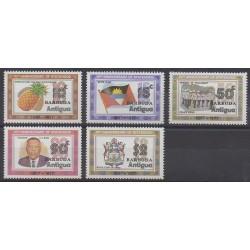 Barbuda - 1978 - Nb 365/369