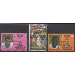 Barbuda - 1995 - Nb 1481/1483 - Various sports