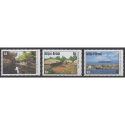 Barbuda - 1995 - Nb 1499/1501 - Sights