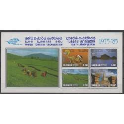 Sri Lanka - 1985 - Nb BF28 - Tourism