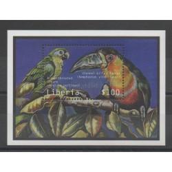 Liberia - 2000- No BF 290 - Oiseaux