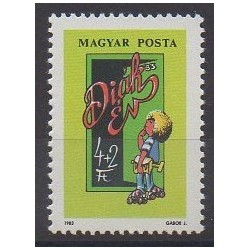 Hungary - 1983 - Nb 2849 - Childhood