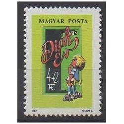 Hongrie - 1983 - No 2849 - Enfance
