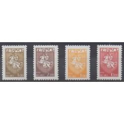 Belarus - 1993 - Nb 19/22
