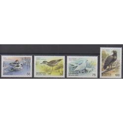 Belarus - 2000 - Nb 338/341 - Birds