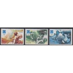 Biélorussie - 2004 - No 509/511 - Jeux Olympiques d'été
