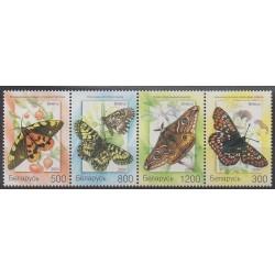 Biélorussie - 2004 - No 512/515 - Insectes