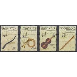 Dominique - 1985 - Nb 862/865 - Music