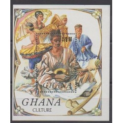 Ghana - 1984 - Nb BF111 - Music