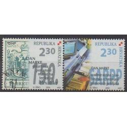 Croatie - 2000 - No 518/519