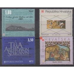 Croatie - 2000 - No 523/526