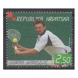 Croatie - 2001 - No 547 - Sports divers