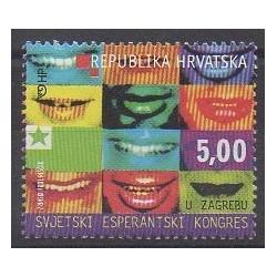 Croatie - 2001 - No 544