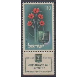 Israel - 1953 - Nb 65 - Various Historics Themes