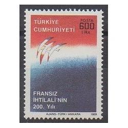 Turkey - 1989 - Nb 2609 - French Revolution