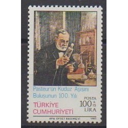 Turkey - 1985 - Nb 2472 - Health