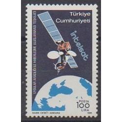 Turkey - 1985 - Nb 2461 - Telecommunications