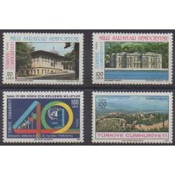 Turkey - 1985 - Nb 2482/2485