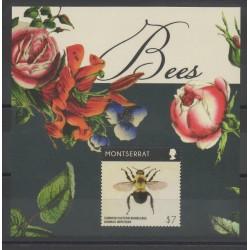 Montserrat - 2015- No BF 165 - Insectes