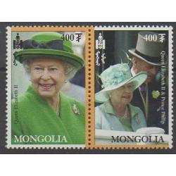 Mongolia - 2007 - Nb 2807/2808 - Royalty