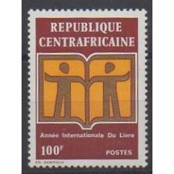 Central African Republic - 1972 - Nb 164 - Literature