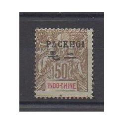 Pakhoï - 1903 - No 13 - Neuf avec charnière