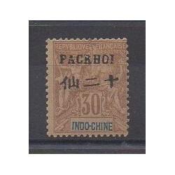 Pakhoï - 1903 - No 10 - Neuf avec charnière