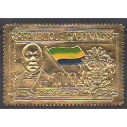 Gabon - 1968 - Nb PA76 - Various Historics Themes - Flags