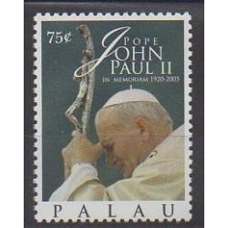 Palau - 2010 - Nb 2570 - Pope