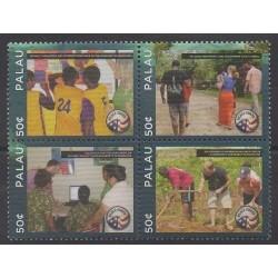 Palau - 2011 - Nb 2694/2697